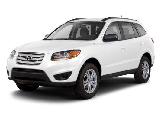 Santa Fe Toyota >> 2012 Hyundai Santa Fe Gls