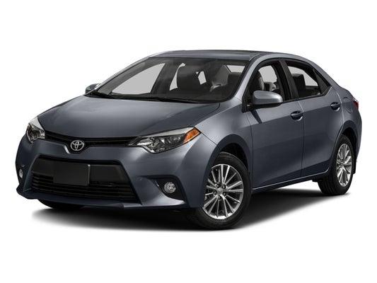 06f5e0322a4 Used 2016 Toyota Corolla LE for Sale | Toyota of New Bern | Near ...