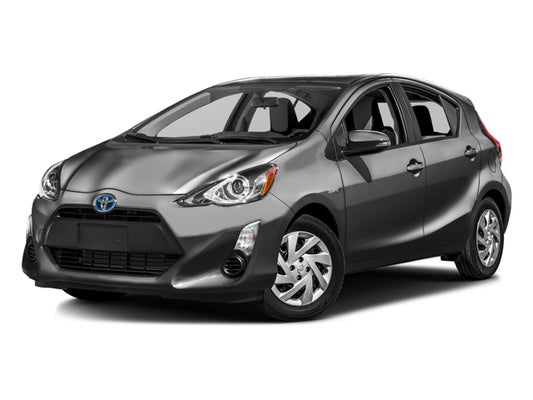 2016 Toyota Prius C One In New Bern Nc Of