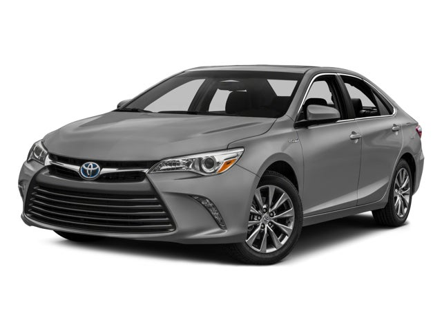 Used 2017 Toyota Camry Hybrid Xle For Of New Bern Near Morehead City Sku27476a