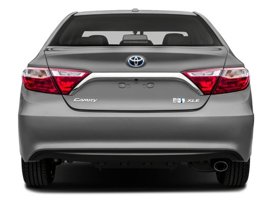 2017 Toyota Camry Hybrid Xle In New Bern Nc Of