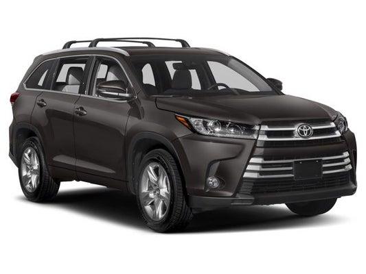 2019 Toyota Highlander Limited Platinum In New Bern Nc Of
