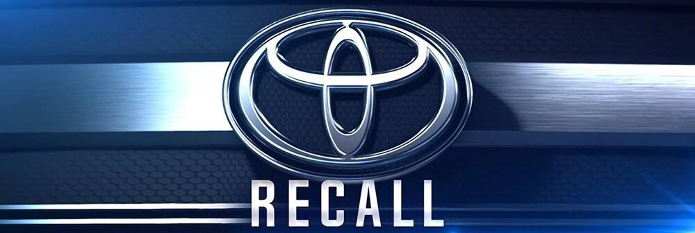 Toyota Recall Service Updates Toyota Service In New Bern Near Havelock