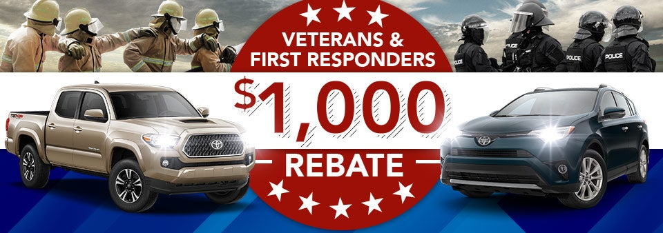 Family Pledge LP | Toyota of New Bern | North Carolina